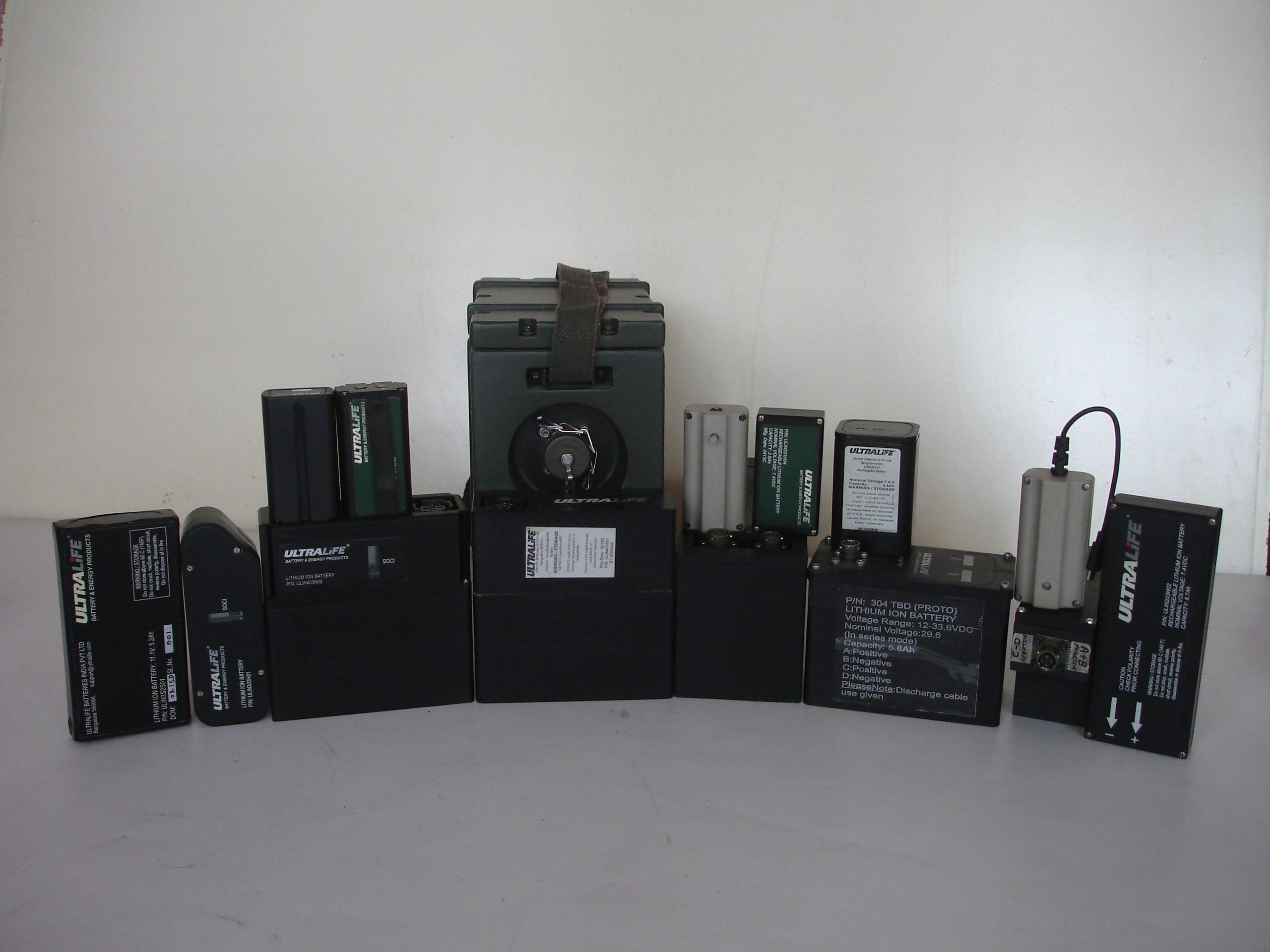 Hardpack-battery
